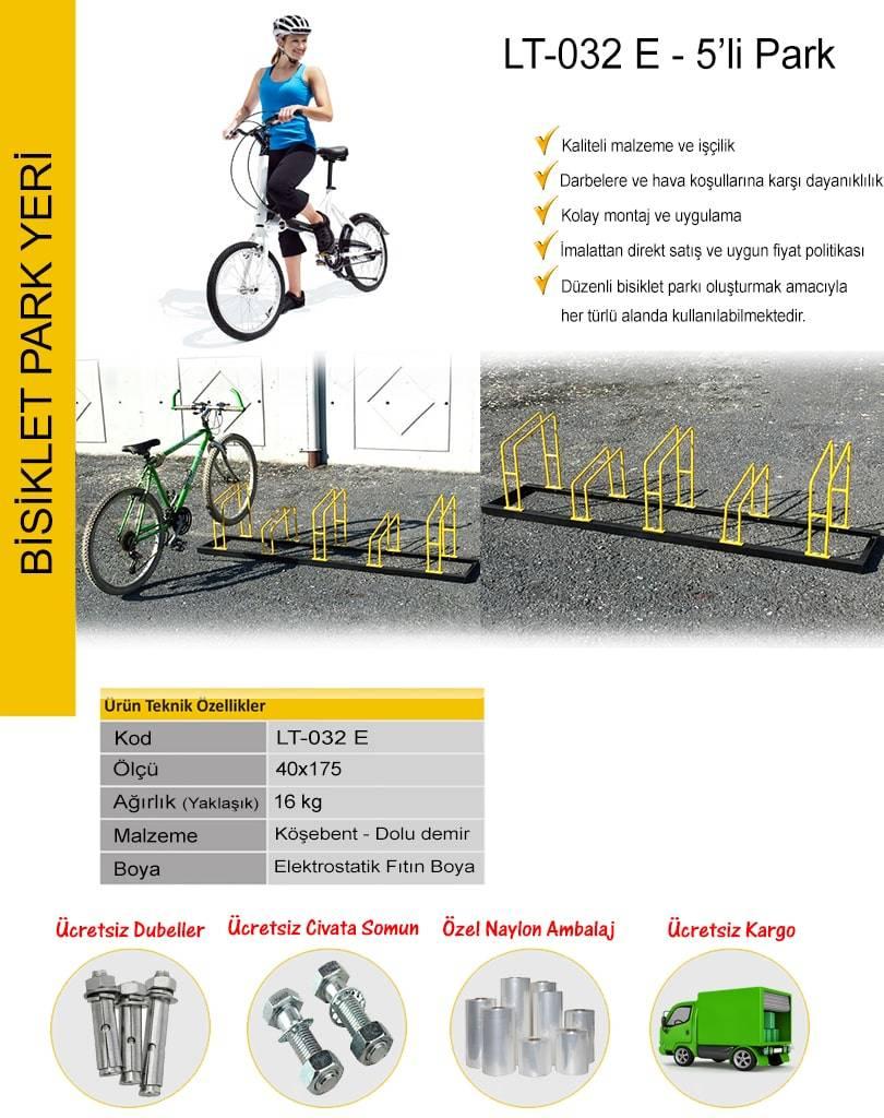 bisiklet park sistemi