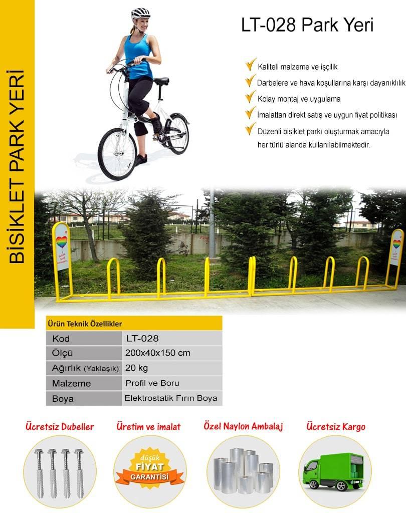 bisiklet park yeri imalatı ankara