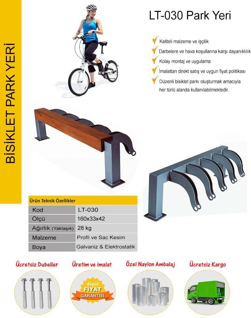 bisiklet parkları