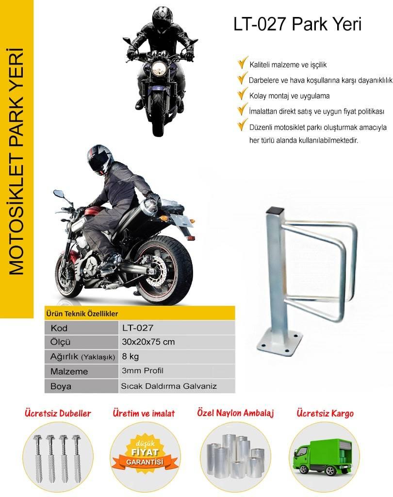 motosiklet park demiri
