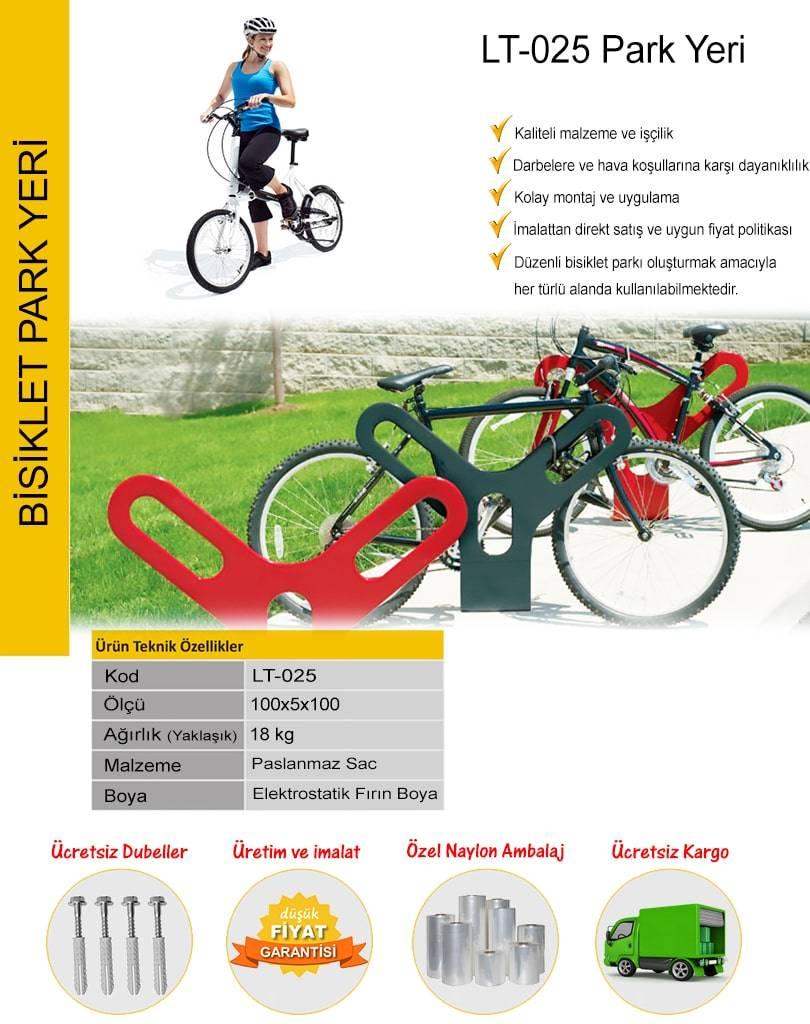 bisiklet park yeri dwg