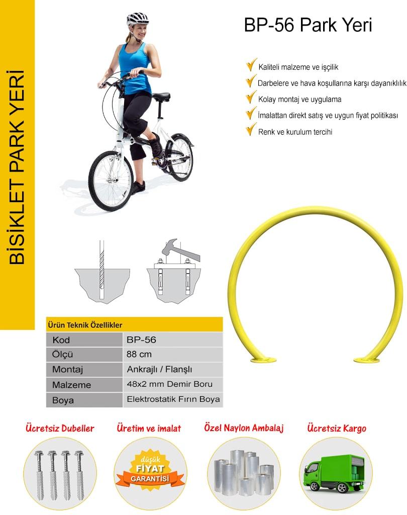 bisiklet parkı fiyat
