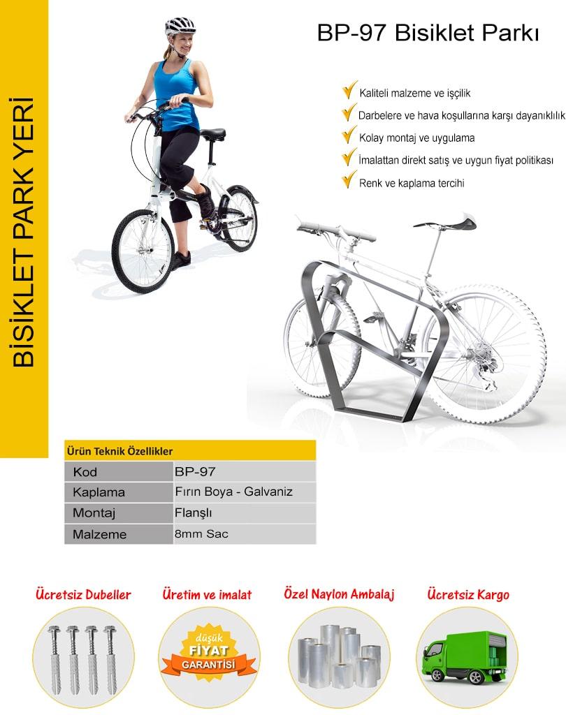 bisiklet park aparatı