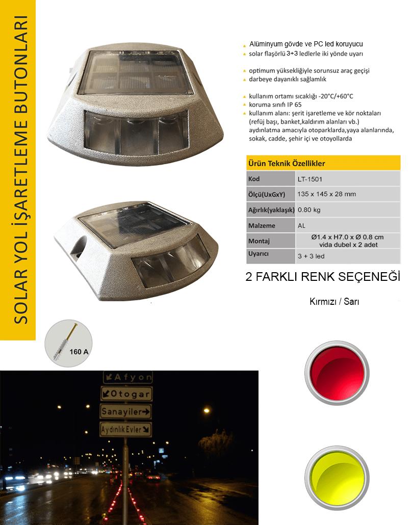 alüminyum yol butonu fiyatları