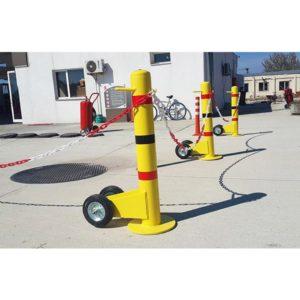 lpg tank koruma lpg bariyer benzinlik bariyer portatif sabit bariyer koruma zincirli demir bariyer tekerlekli taşılabilir bariyer sistemleri metal otopark bariyeri metal duba park dubası imalatı