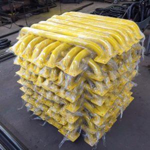 kısa araç stoperi otopark stoper bariyer sistemi araç sonlandırma yaslama direği imalatı üretimi fiyatı otopark stoperi lastik bariyer 110 cm 130 cm 140 cm