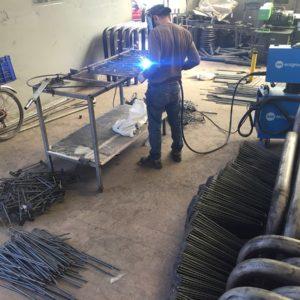 metal firkete ayak demir masa sehpa ayağı üretimi imalatı ilgi trafik sistemleri ankara