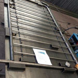 metal güvenlik bariyeri demir bariyer trafik ürünleri trafik malzemeleri ilgi trafik sistemleri zabıta bariyeri polis bariyeri