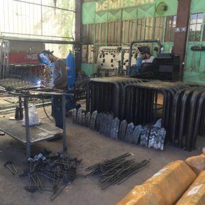 otopark sistemleri otopark ürünleri otopark malzemeleri ilgi trafik market imalatı üretimi ankara kolon koruyucu bariyer