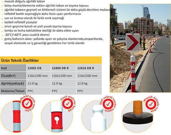 yol güvenlik sistemleri