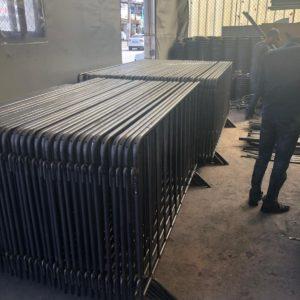 metal güvenlik bariyeri demir bariyer trafik ürünleri trafik malzemeleri ilgi trafik sistemleri zabıta bariyeri polis bariyeri toptan imalatı üretimi ankara