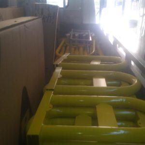 kilitli yatar park bariyeri ucuz sarı kişisel bariyer otopark bariyeri direği fiyatı bariyer direk imalatı üretimi bariyer sistemleri sarı yatar kalkar bariyer