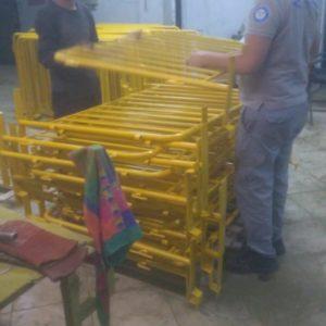 polis bariyeri metal güvenlik bariyeri demir bariyer trafik ürünleri trafik malzemeleri ilgi trafik sistemleri zabıta bariyeri imalatı fiyatı
