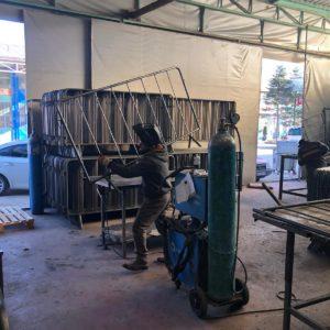 zabıta bariyeri metal güvenlik bariyeri demir güvenlik bariyer trafik ürünleri trafik malzemeleri polis bariyeri üretimi imalatı demir bariyer metal bariyer