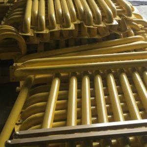 araç stoperi otopark stoper bariyer sistemi araç sonlandırma yaslama direği ucuz fiyatı otopark stoperi lastik bariyer 130 cm otopark stoperi imalatı