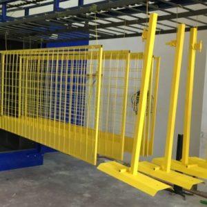 inşşat metal güvenlik bariyeri demir bariyer trafik ürünleri trafik malzemeleri ilgi trafik sistemleri zabıta bariyeri polis bariyeri toptan imalatı üretimi
