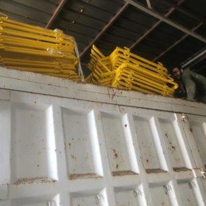 metal güvenlik bariyeri demir bariyer trafik ürünleri trafik malzemeleri sarı zabıta bariyeri polis bariyeri fiyatı imalatı üretimi ilgi trafik