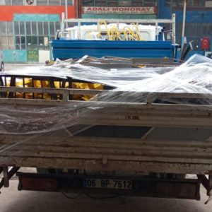 profil yatar bariyer katlanır otopark bariyeri 60 cm ilgi trafik sistemleri paletli trafik ürünleri malzemeleri imalatı yatar kalkar bariyer