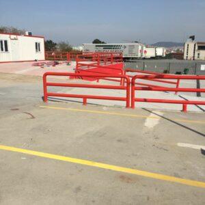 metal güvenlik bariyeri demir güvenlik bariyer trafik ürünleri trafik malzemeleri ilgi trafik sistemleri metal bariyeri imalatı üretimi