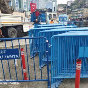 polis bariyeri metal güvenlik bariyeri demir güvenlik bariyer trafik ürünleri trafik malzemeleri ilgi trafik sistemleri zabıta bariyeri imalatı üretimi fiyatı