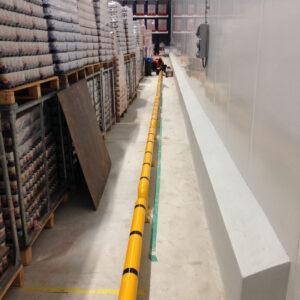 yüksek kolon koruma bariyeri kolon koruma demiri yüksek araç stoperi fabrika koruma sistemleri trafik ürünleri malzemeleri ankara ilgi trafik market