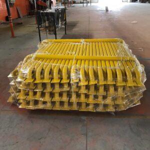 araç stoperi otopark araç stoperi boru tip araç park stoperi sarı otopark araç stoperi fiyatları araç sonlandırma bariyeri imalatı üretimi ilgi trafik sistemleri