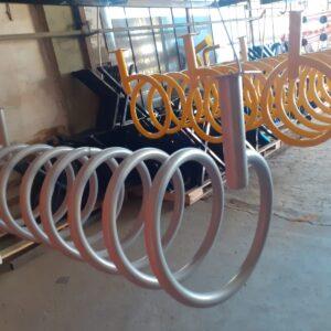 bisiklet park yeri bisiklet parkı 10 lu bisiklet park demiri bisiklet koyma yeri bisikletlik gri apartman bisiklet park yeri demirleri spiral park alanı ilgi trafik sistemleri
