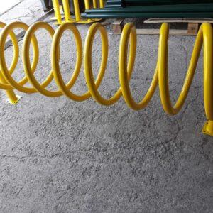 bisiklet park yeri bisiklet parkı 10 lu bisiklet park demiri bisiklet koyma yeri bisikletlik gri apartman bisiklet park yeri demirleri spiral park alanı üretimi