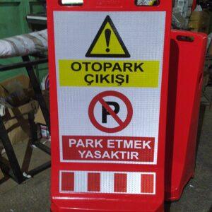 otopark çıkılı levhası park etmek yasaktır reklam dubası uyarı dubaları uyarı dubası dubalı uyarı levhası levhalı ultra dubalı reklam dubası imalatı üretimi ilgi trafik