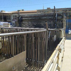 zabıta bariyeri metal güvenlik bariyeri demir güvenlik bariyer trafik ürünleri trafik malzemeleri polis bariyeri üretimi imalatı ankara demir bariyer metal bariyer fiyatı