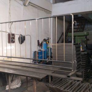 zabıta bariyeri metal güvenlik bariyeri demir güvenlik bariyer trafik ürünleri trafik malzemeleri polis bariyeri üretimi imalatı demir bariyer metal bariyer fiyatı