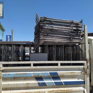zabıta bariyeri metal güvenlik bariyeri demir güvenlik bariyer trafik ürünleri trafik malzemeleri polis bariyeri üretimi imalatı demir bariyer metal bariyer ilgi trafik