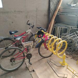 10 lu bisiklet park yeri bisiklet parkı 10 lu bisiklet park demiri bisiklet koyma yeri bisikletlik gri apartman bisiklet park yeri demirleri imalatı üretimi ilgi trafik