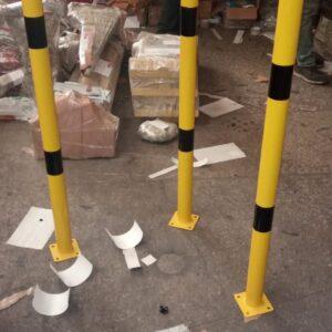 kolon koruma bariyeri yüksek kolon koruma demiri yüksek kolon koruyucu bariyer fabrika koruma sistemleri otopark ürünleri trafik malzemeleri otopark kolon koruyucu