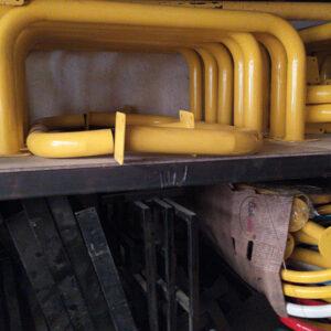 kolon koruma bariyeri yüksek kolon koruma demiri yüksek kolon koruyucu bariyer fabrika koruma sistemleri otopark ürünleri trafik malzemeleri otopark kolon koruyucu özellikleri