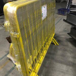 metal güvenlik bariyeri demir bariyer trafik ürünleri trafik malzemeleri sarı zabıta bariyeri polis bariyeri toptan imalatı üretimi ilgi trafik sistemleri ankara