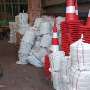 75 cm duba otopark ürünleri otopark malzemeleri park ürünleri imalatı duba üretimi dikme ağırlığı iş yeri önü park etmeyin levhası ilgi trafik sistemleri ankara