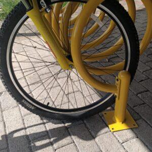 bisiklet park yeri bisiklet parkı 10 lu bisiklet park demiri bisiklet koyma yeri 10lu bisikletlik sarı apartman bisiklet park yeri demirleri bisiklet park alanı imalatı üretimi ankara