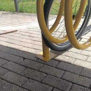 bisiklet park yeri bisiklet parkı 10 lu bisiklet park demiri üretimi bisiklet koyma yeri 10lu bisikletlik sarı apartman bisiklet park yeri demirleri bisiklet park alanı imalatı