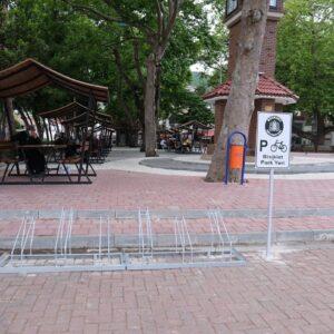 bisiklet park yeri bisiklet parkı bisiklet park demiri apartman bisiklet park yeri bisiklet koyma yeri 5 li bisiklet park alanı park demiri imalatı bozkurt belediyesi