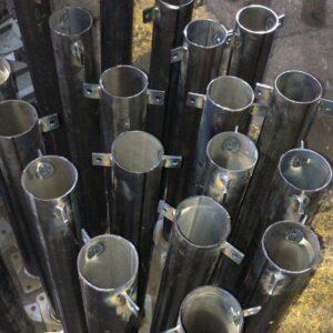 demir delinatör demir araç bariyeri kaldırım dubası metal duba metal delinatör sabit bariyer metal bariyer metal otopark bariyeri demir duba sabit demir duba zincirli kaldırım demir duba