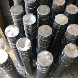 kaldırım demir duba metal duba metal delinatör sabit bariyer metal bariyer metal otopark bariyeri demir duba sabit demir duba demir delinatör demir araç bariyeri kaldırım dubası