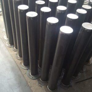 kaldırım dubası metal duba metal delinatör sabit bariyer metal bariyer metal otopark bariyeri demir duba sabit demir duba demir delinatör demir araç bariyeri kaldırım demir duba üretimi