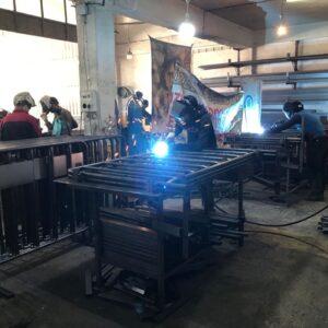 kaynak yapımı gal altı kaynak ışık gazaltı kaynak makinası gazaltı kaynağı nasıl yapılır demir kaynağı nasıl yapılır ilgi trafik sistemleri metal güvenlik bariyeri kaynak fotoğrafı