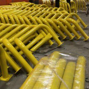 kolon koruma bariyeri yüksek kolon koruma demiri yüksek kolon koruyucu bariyer fiyatı fabrika koruma sistemleri otopark ürünleri otopark kolon koruyucu imalatı üretimi