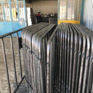 metal bariyer zabıta bariyeri metal güvenlik bariyeri demir güvenlik bariyer trafik ürünleri trafik malzemeleri polis bariyeri üretimi demir bariyer 2 metre