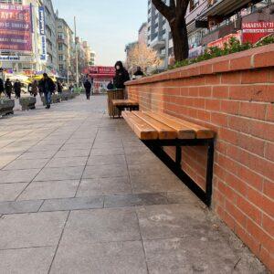 oturma bankı park bankları tahta oturma bankı park bahçe bankı sokak bankı sırtlı bank modeli ahşap bank belediye bank dış mekan oturma bankları imalatı ilgi trafik