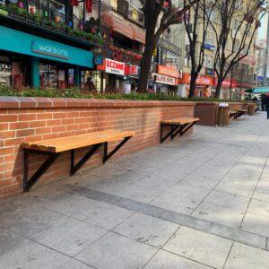 park bankları tahta oturma bankı park bahçe bankı sokak bankı sırtlı bank modeli ahşap bank belediye bank oturma bankı dış mekan oturma bankları imalatı üretimi