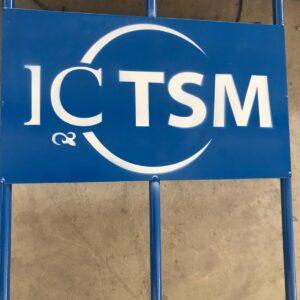 polis bariyeri metal güvenlik bariyeri demir bariyer trafik ürünleri trafik malzemeleri mavi zabıta bariyeri toptan imalatı üretimi ilgi trafik sistemleri zabıta barikatı IC TSM
