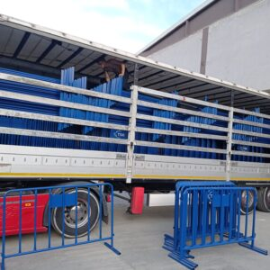 polis bariyeri metal güvenlik bariyeri demir bariyer trafik ürünleri trafik malzemeleri mavi zabıta bariyeri toptan imalatı üretimi ilgi trafik sistemleri zabıta barikatı imalatı